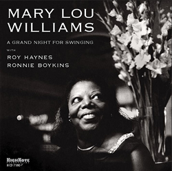 Mary Lou Williams: A Grand Night for Swinging