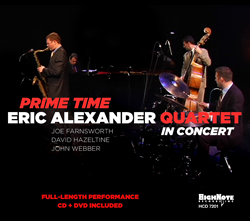 "Read ""Eric Alexander Quartet: Prime Time"""